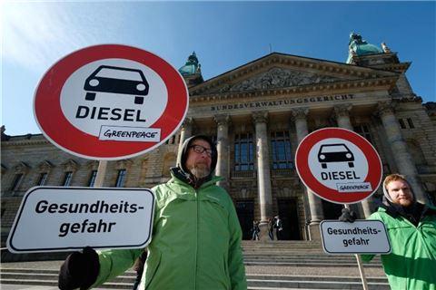 Diesel Fahrverbote Nrw