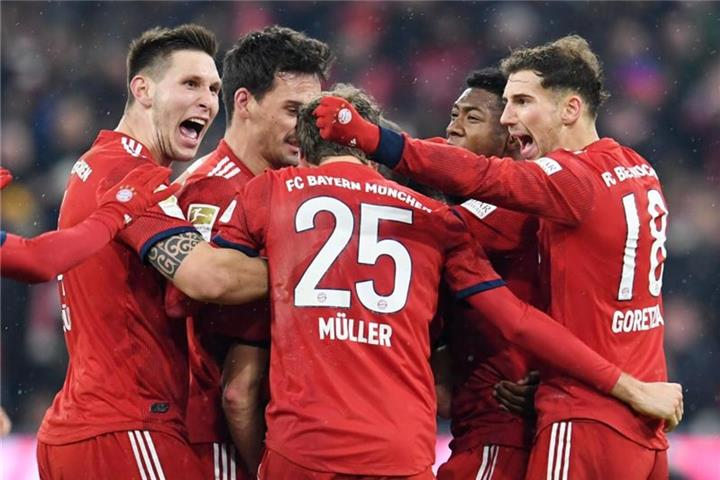 Fußball Bundesliga 17 Spieltag