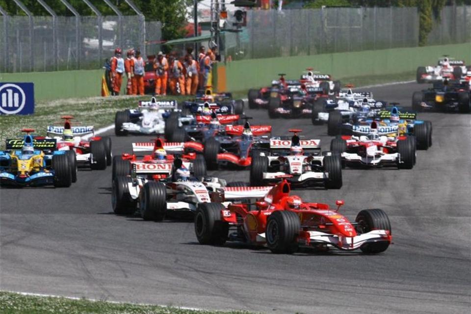 Formel 1 Das Rennen