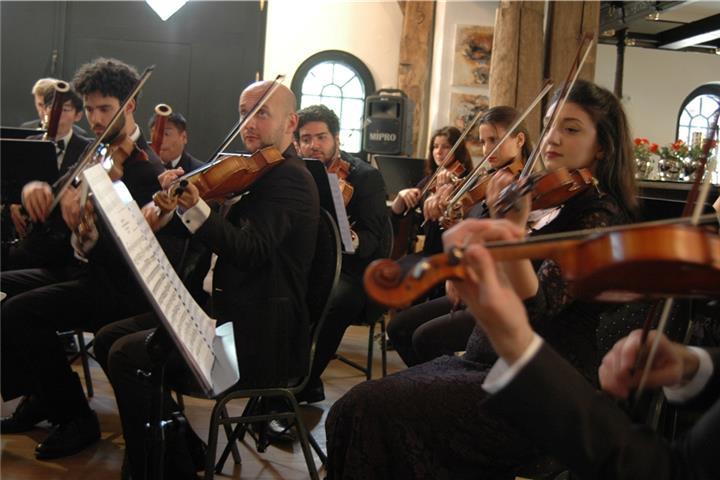 Ein klassischer Musiker Matchmaking der Division Eindringen