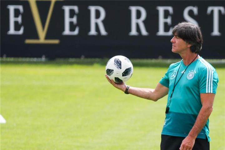 "Löw: Real Madrid ""kein Thema"""