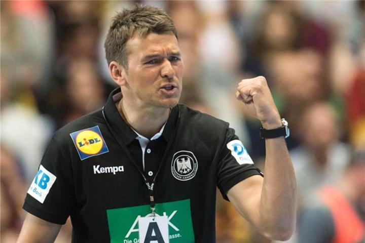 Bundestrainer Prokop will Handball-Typen