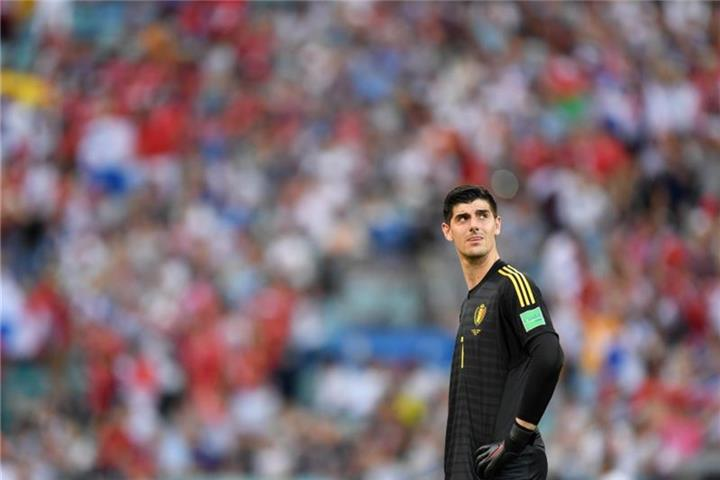 Real Madrid holt wohl belgischen Nationaltorwart Courtois