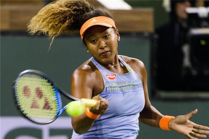 Überraschungssieg durch Japanerin Osaka in Indian Wells