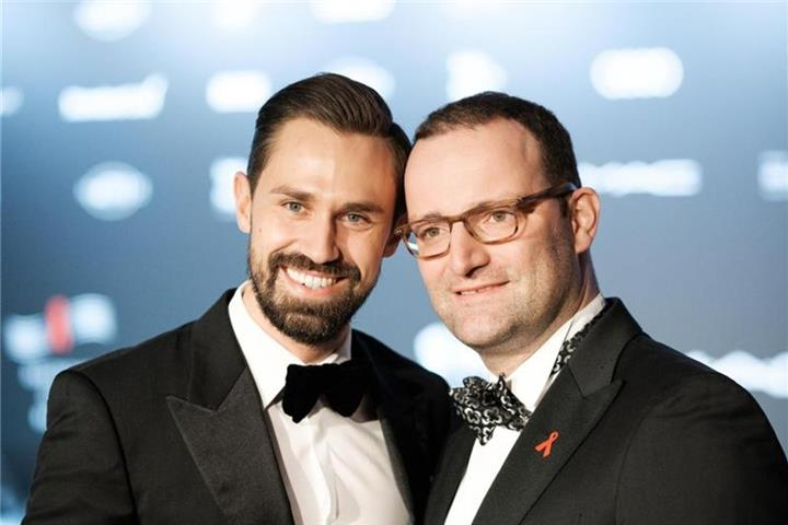 CDU-Politiker Jens Spahn heiratet Lebenspartner