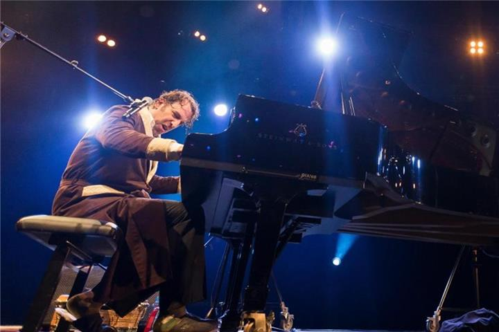 Chilly Gonzales: Schlussakt in C-Dur