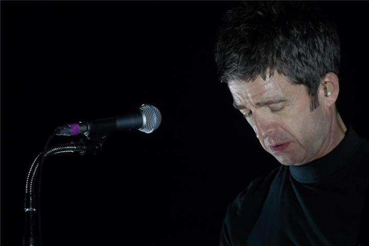 Noel Gallagher überzeugt in Hamburg