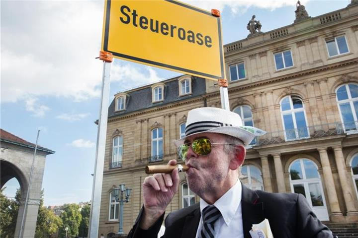 "Linke beantragt Aktuelle Stunde zu ""Paradise Papers"""
