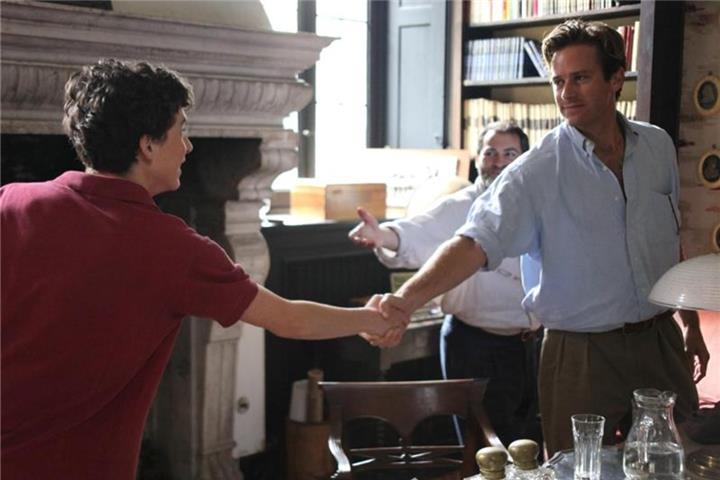 """Call Me By Your Name"": Stilvolle Bestseller-Verfilmung"