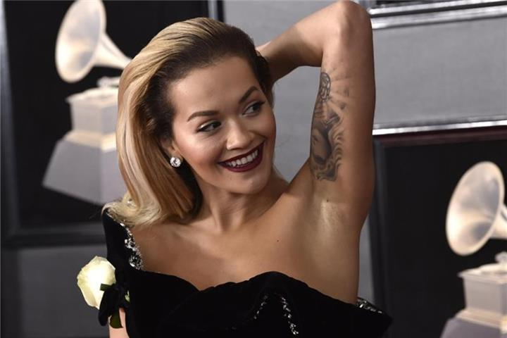Rita Ora mit Ryan Reynolds in Pokémon-Film