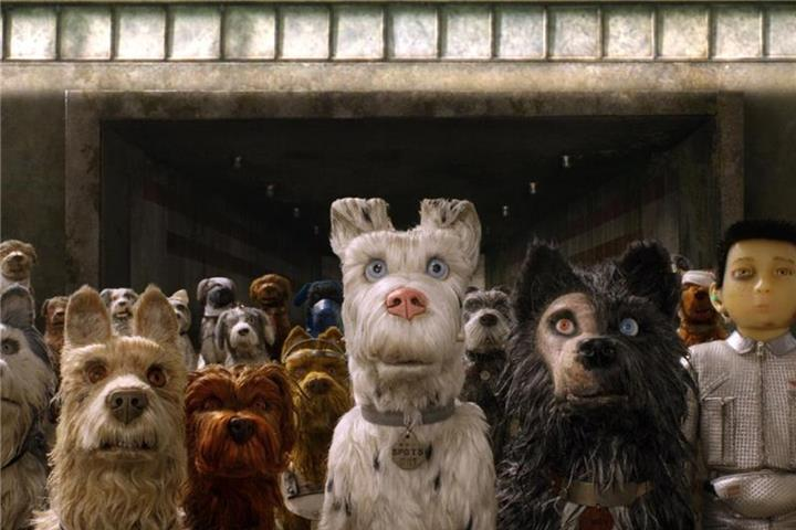 """Isle of Dogs - Ataris Reise"": Andersons Hunde"